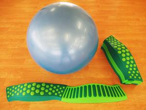 フラフープ/ボール運動